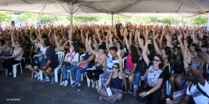 Todo apoio aos servidores públicos de Florianópolis em greve