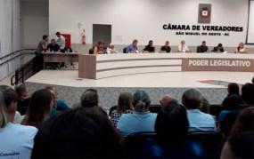 Projeto de Lei para liberação do comércio novamente rejeitado em São Miguel do Oeste