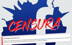 Facebook tira do ar cinco páginas de entidades ligadas à CUT no mesmo dia