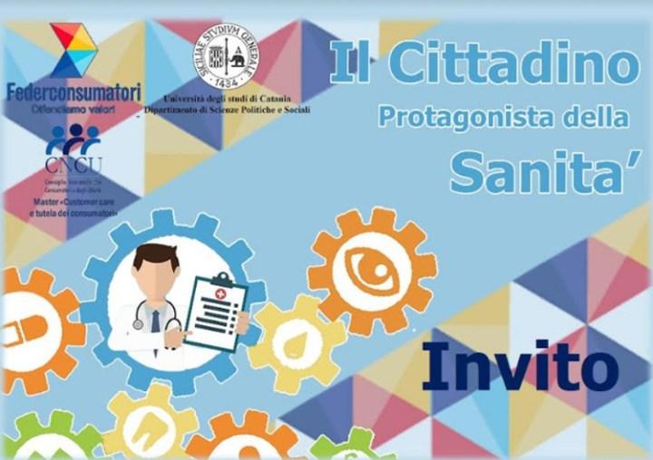 Sanità, seminario di Federconsumatori Sicilia a Catania