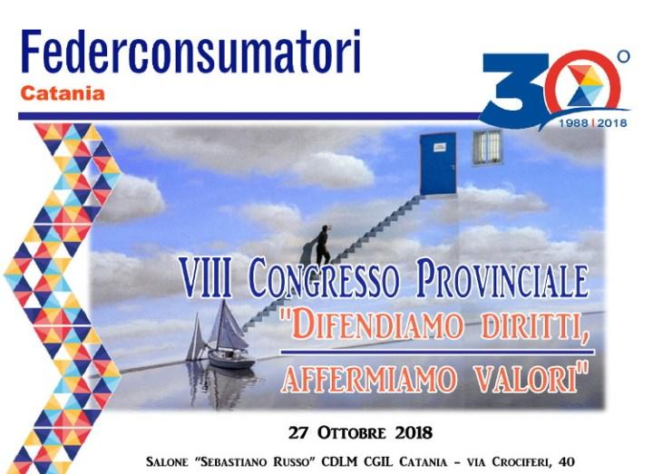 LOC Congresso Federconsumatori CATANIA