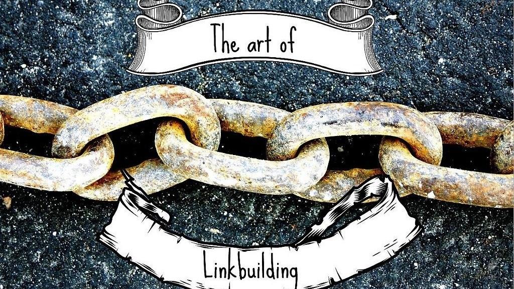 El arte del LInkbuilding