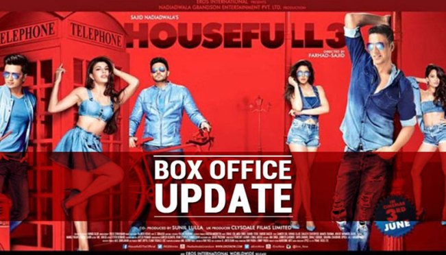 Akshay Kumar's 'Housefull 3' Grosses Over 100 Crore Worldwide In Just 3 Days