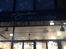 Morgenstern's Ice Cream Sign