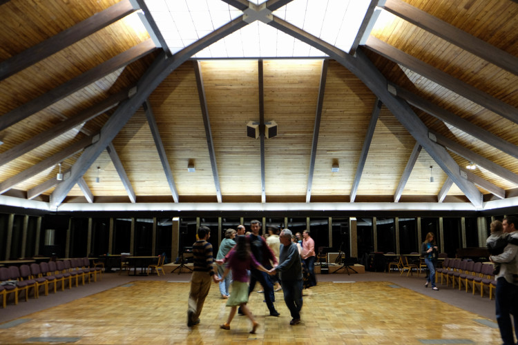 contradance kenyon college ohio