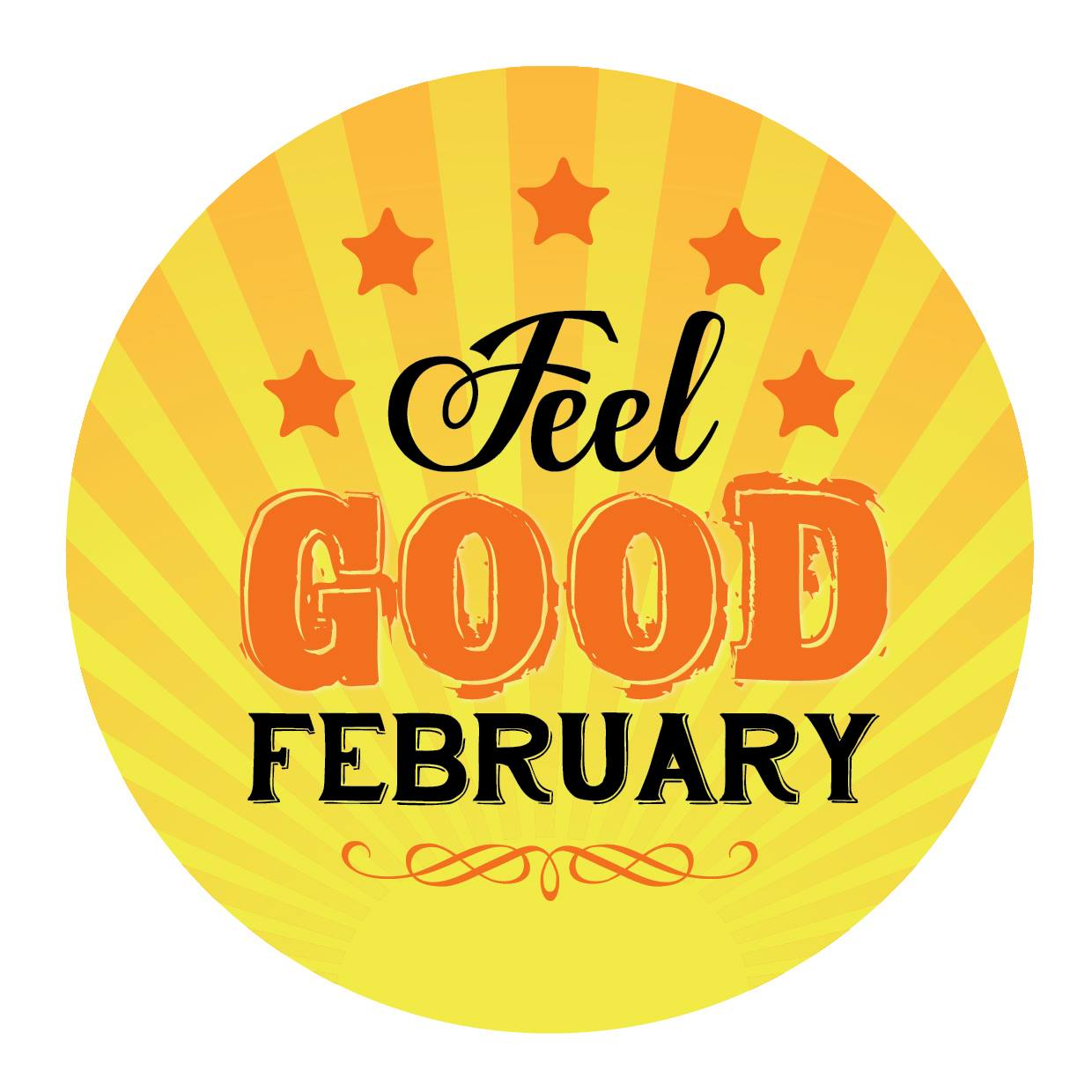 This is the image for Feel Good Feb