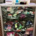 This is the image for An abundance of Winter Care Kits donated at Mona Vale Library