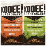 Kooee Super Snacks All Natural Jerky Trail Mix Is Tasty & Nutritious