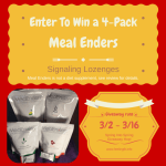 Can Meal Enders Prevent Overeating? (A Review and Giveaway)