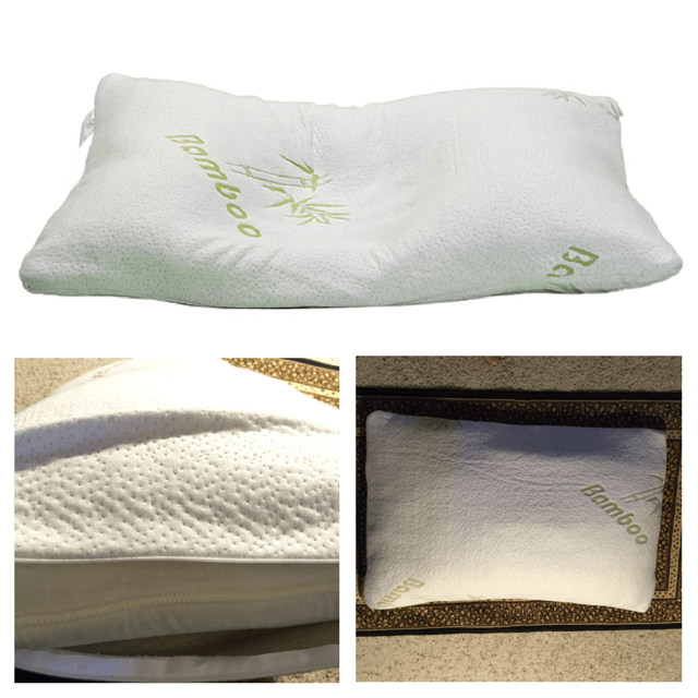 """Review for """"The Original Bamboo Pillow on www.feelingfit.info"""