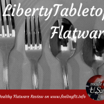 Liberty Tabletop is Flatware You Can Feel Good About Using