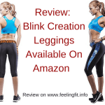 Review: Women Workout Leggings From Blink Creation