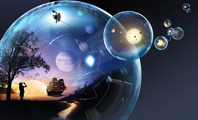 child bubble universe reality