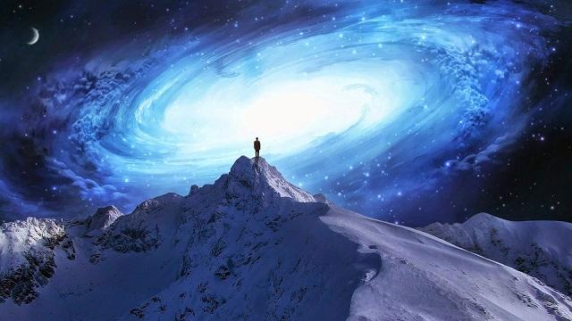 Mountain Cosmos