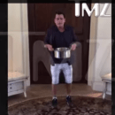 Charlie Sheen Ice Bucket Challenge