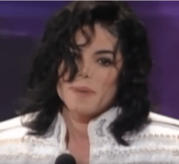 michael jackson speech