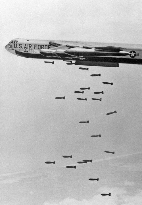 BOMBS OVER VIETNAM