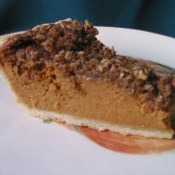 Pumpkin Pie with Pecan Topping – Easy Thanksgiving Recipes