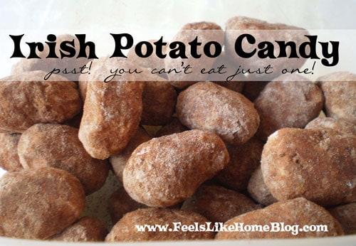 Irish Potato Candy Recipe