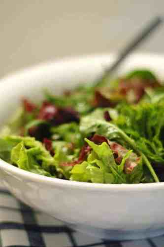 sauteed chicken salad