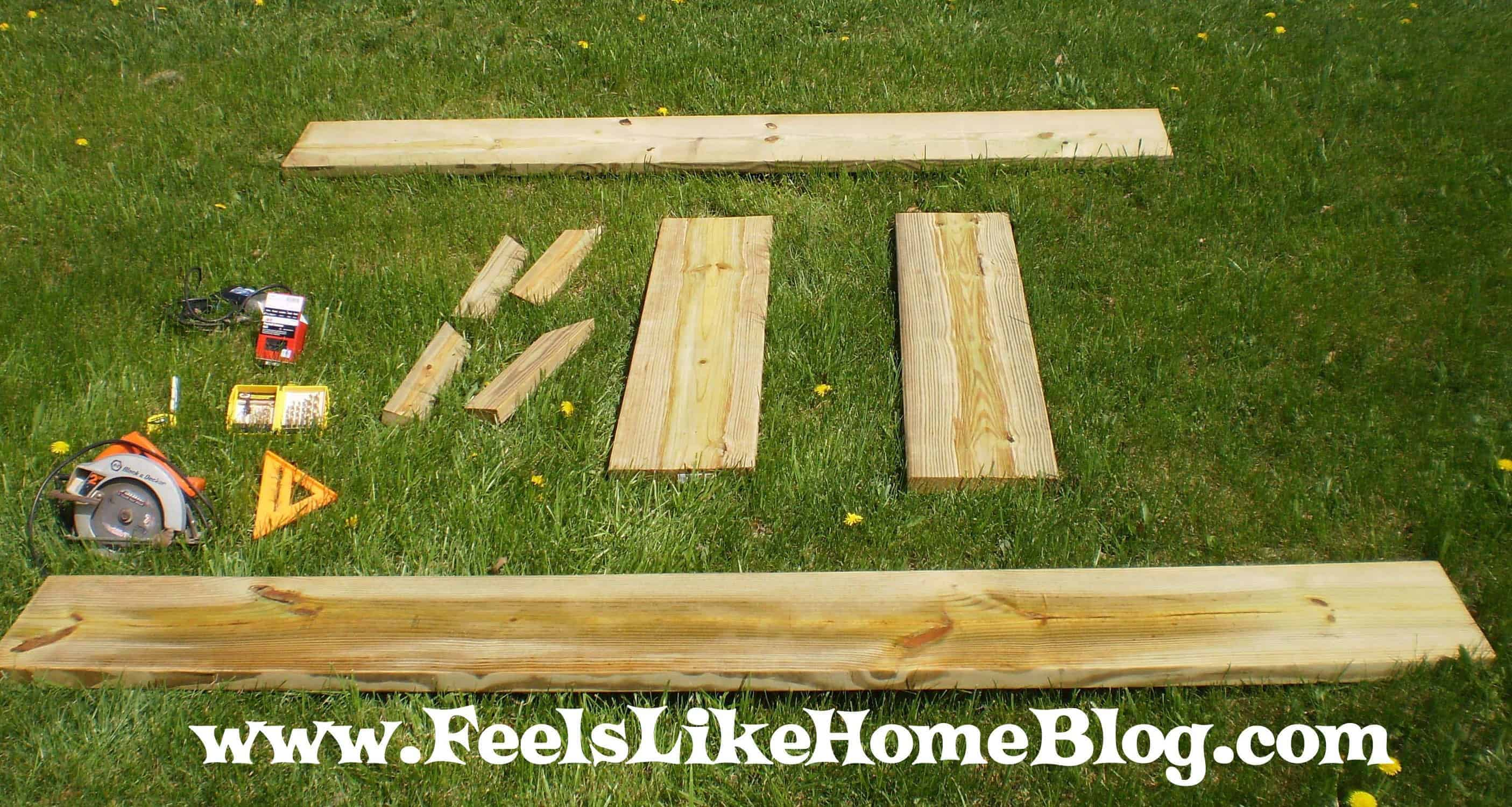 How to build a raised garden bed for How to make a raised garden