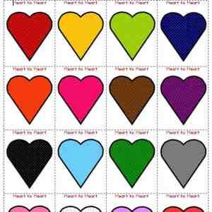 printable valentines activities