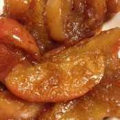 Pan Fried Apples