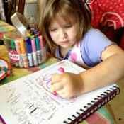 Grace's Kindergarten Journal