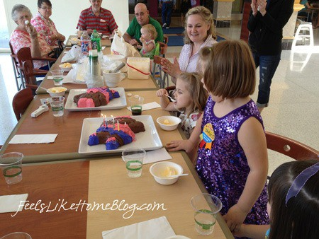 Grace S Build A Bear Workshop Birthday Party