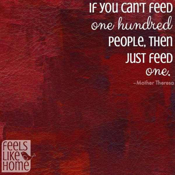 feed one hundred