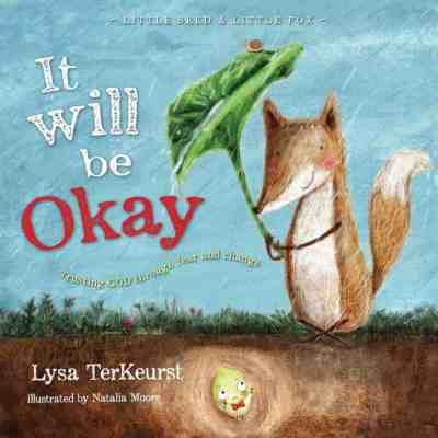 childhood anxiety - It Will be Okay