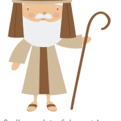 Moses and the 10 Commandments Booklet and Activity