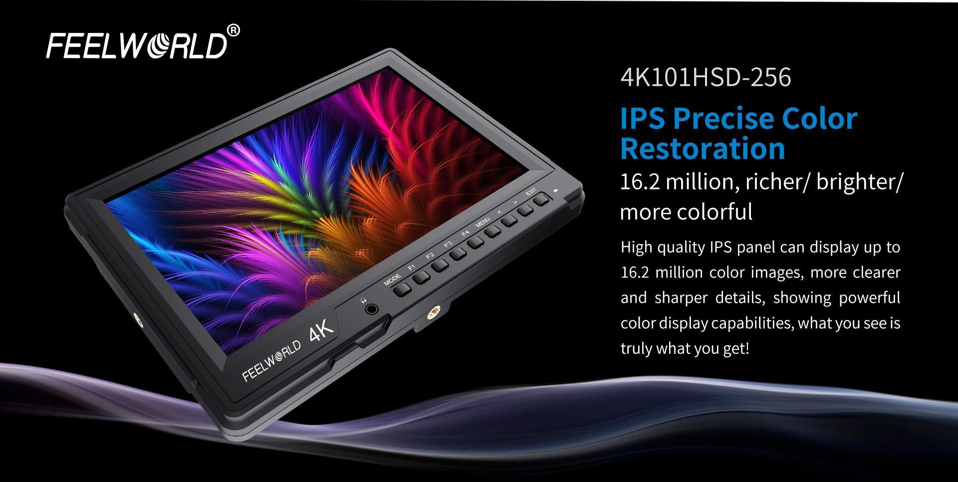 màn hình feelworld 10.1 inch giá rẻ