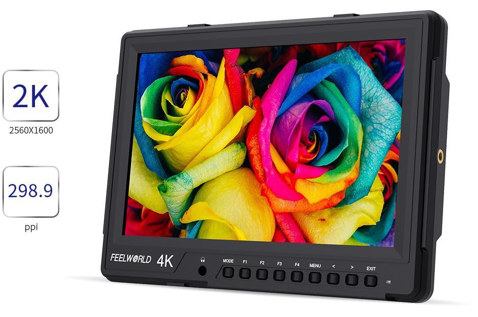 Monitor 4K Feelworld cho máy ảnh máy quay