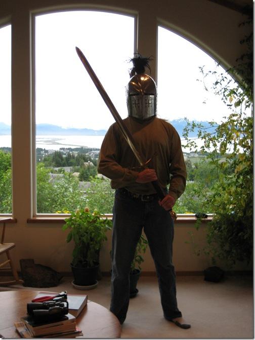 Brad the Warrior