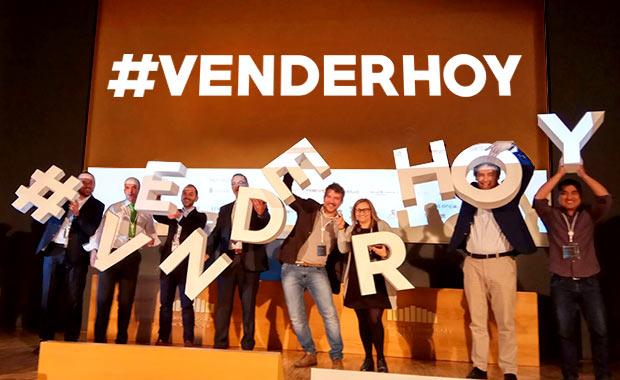 VenderHoy Congreso Ventas Organizador Felipe Garcia Rey Agradecimiento y hasta muy pronto VenderHoy