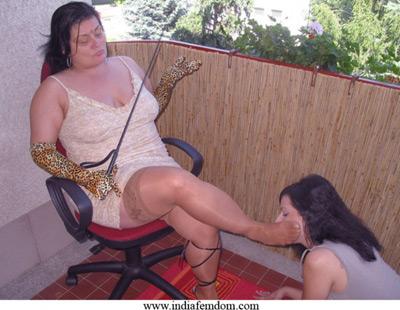 lesbian foot slave worship captions