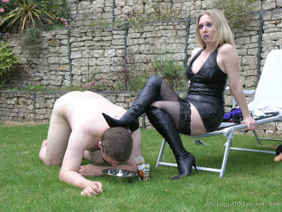 femdom under shoes