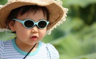 Protéger les enfants du soleil