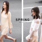 Zara lookbook Primavera 2014
