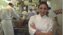 Anne-Sophie Pic, la cuisinière étoilée