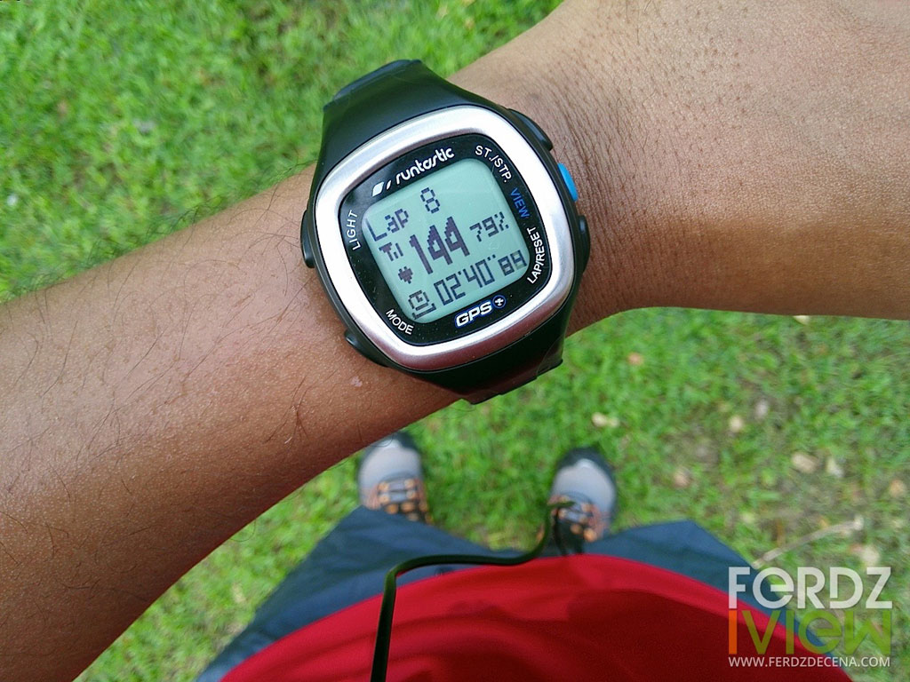 Field Test | Runtastic GPS Watch and Heart Rate Monitor