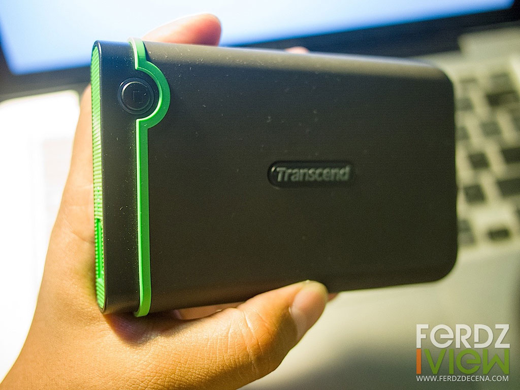Transcend StoreJet 25M3 Review: A Rugged Portable Hard Drive