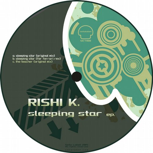 Sleeping Star - Seta Label