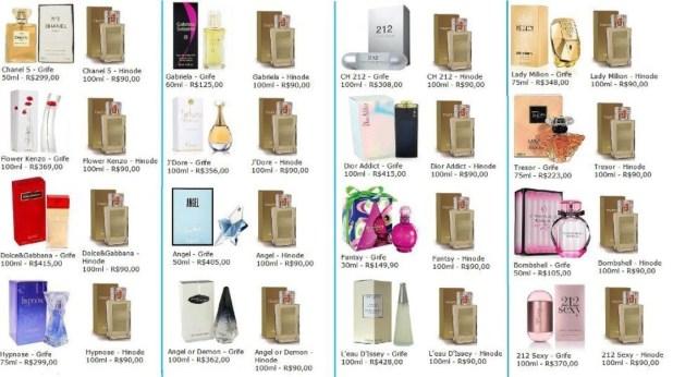 Hinode Perfumes