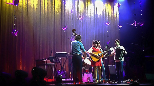 Norah Jones In Singapore