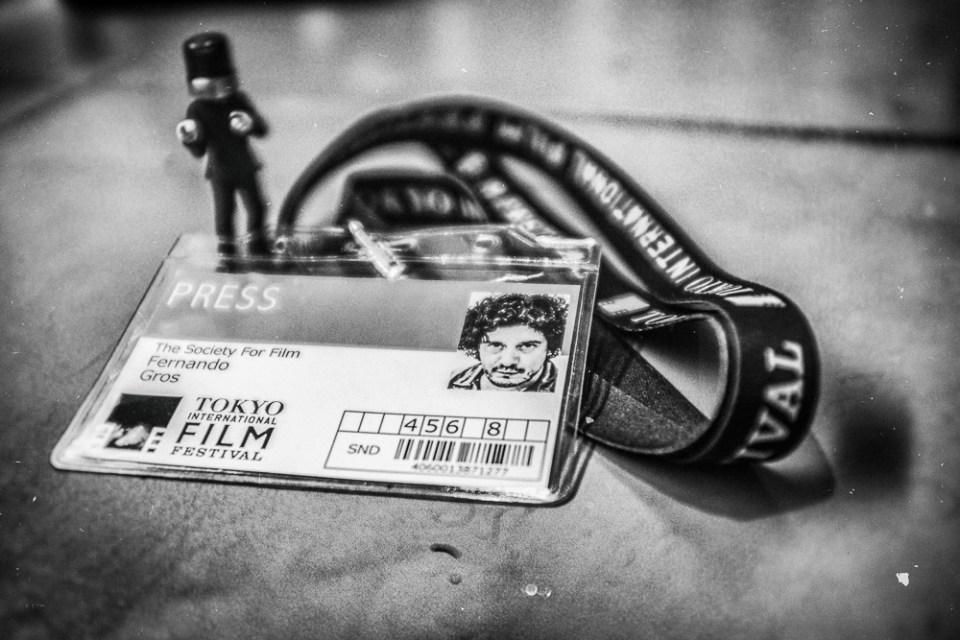 Tokyo Film Press Pass