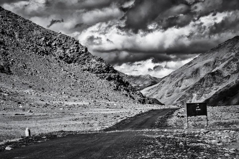 Road To Tso Moriri