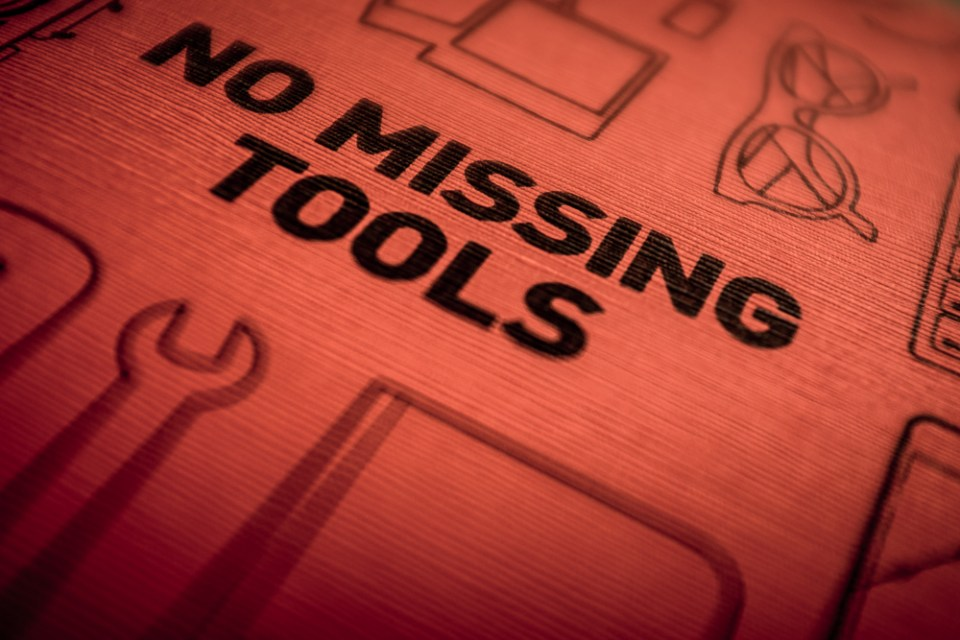 No Missing Tools _LE-2