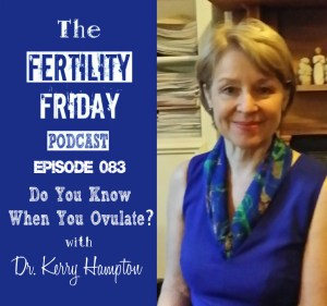 FFP 083   Do You Know When You Ovulate?   Fertility Awareness Method   Dr. Kerry Hampton